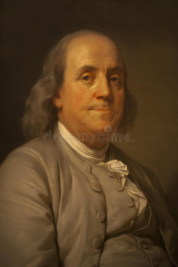 Benjamin Franklin. A portrait of Benjamin Franklin is on display at the National Portrait Gallery where millions of visitors go to take in the sights of all of