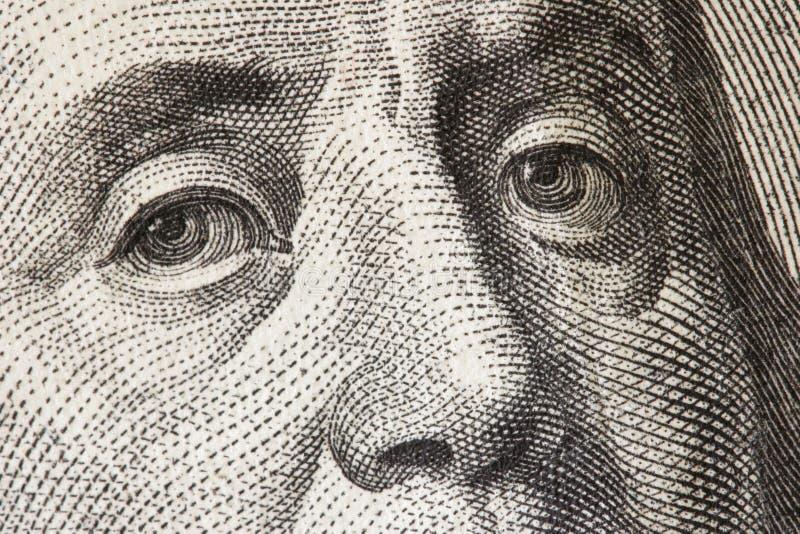 Benjamin Franklin fotos de archivo
