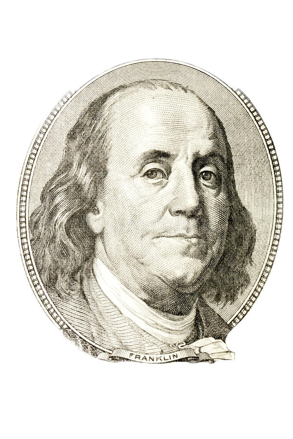 Download Benjamin Franklin stock photo. Image of currency, abundance - 28868358