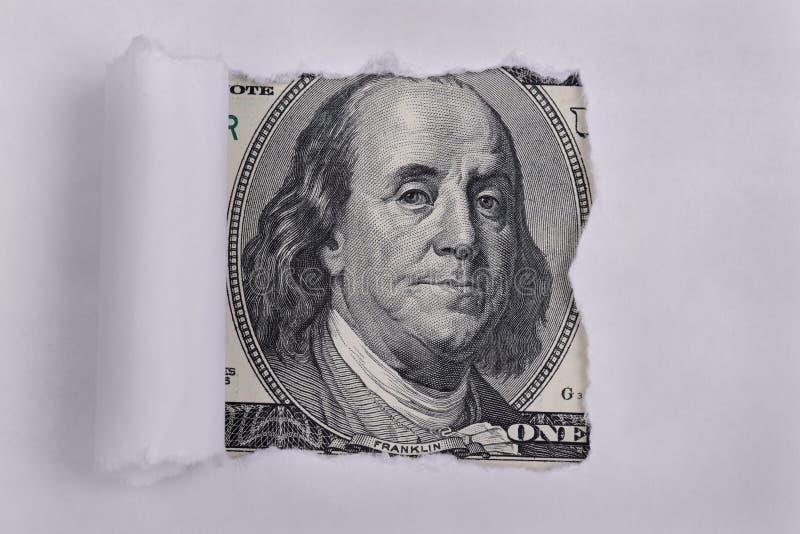 Benjamin Franklin lizenzfreies stockbild