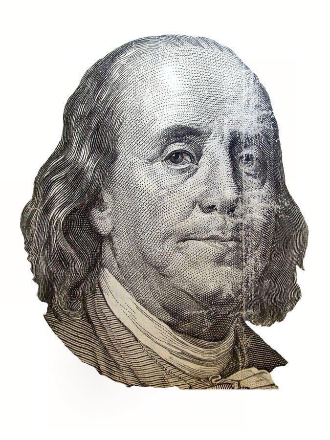 Benjamin Franklin photos libres de droits