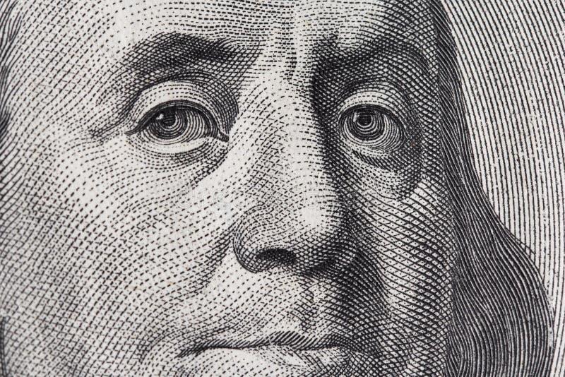 Benjamin Franklin image libre de droits