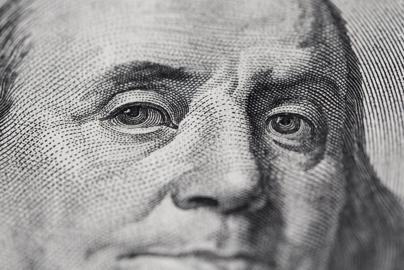 Benjamin Franklin images libres de droits