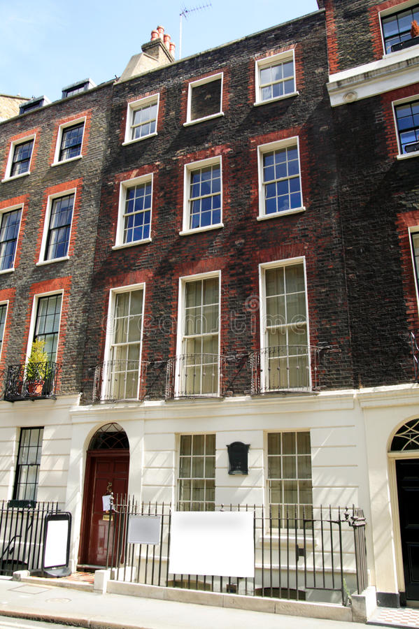 Free Benjamin Franklin S House Royalty Free Stock Photography - 10365757