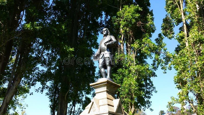 Download Benjamin Franklin stock image. Image of beautiful, founding - 40417829