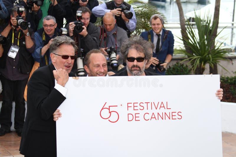 Benoit Poelvoorde και Gustave Kerven στοκ φωτογραφίες με δικαίωμα ελεύθερης χρήσης