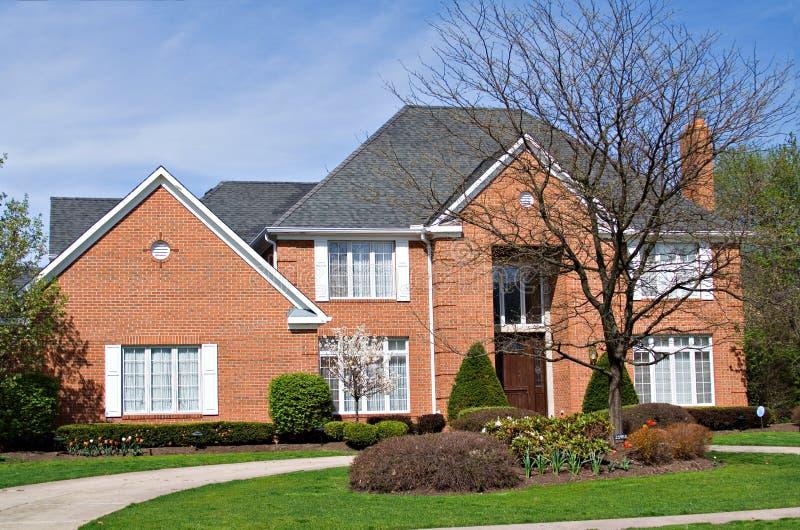 Bens imobiliários de Ohio imagem de stock