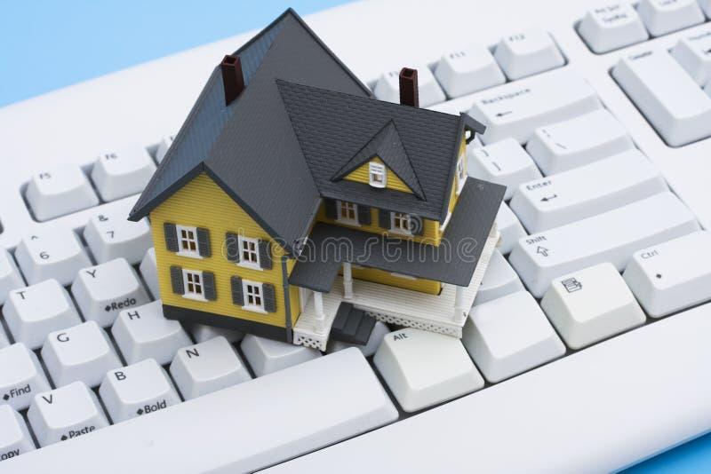 Bens imobiliários em linha
