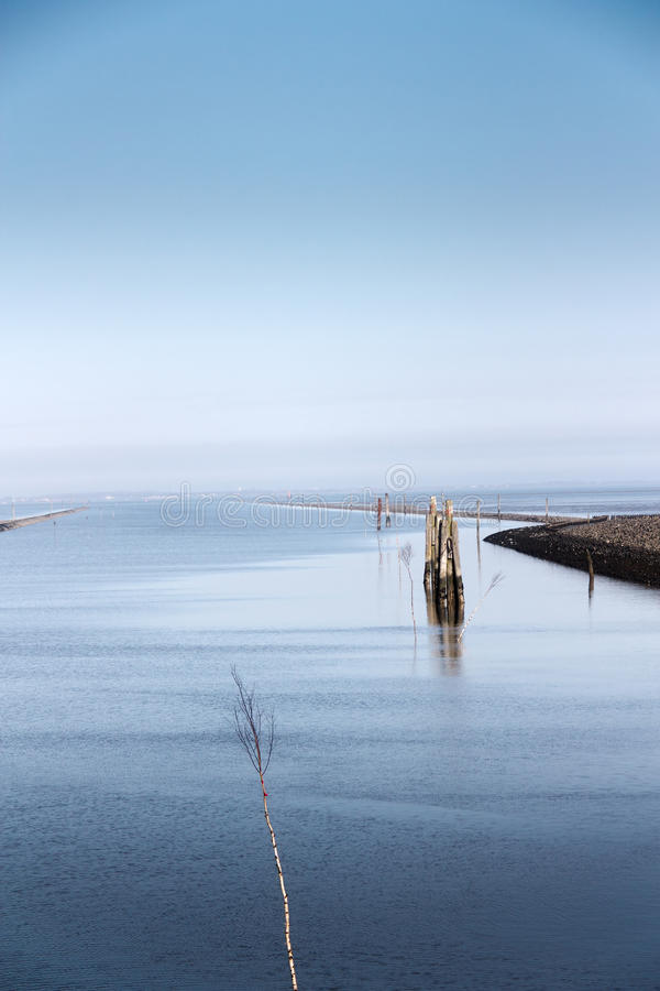 Download Bensersiel And The North Sea Royalty Free Stock Image - Image: 24204946
