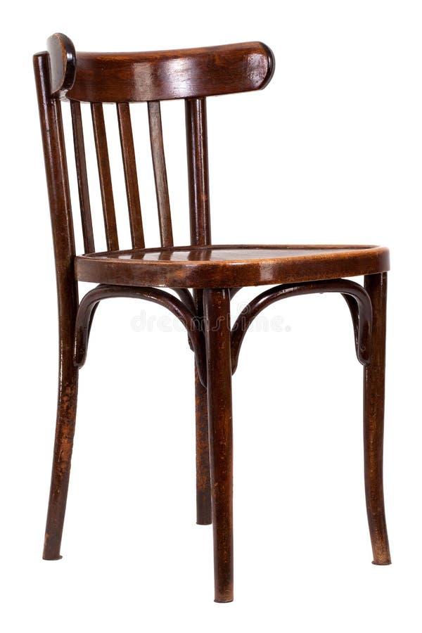 Bent-wood Chair Stock Photos