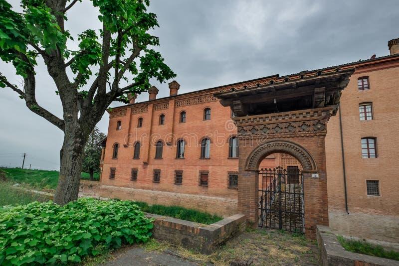 Bentivoglio, Μπολόνια, Αιμιλία-Ρωμανία, Ιταλία στοκ φωτογραφία με δικαίωμα ελεύθερης χρήσης