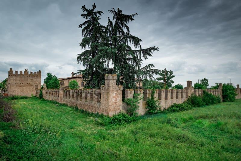 Bentivoglio, Μπολόνια, Αιμιλία-Ρωμανία, Ιταλία στοκ φωτογραφίες με δικαίωμα ελεύθερης χρήσης