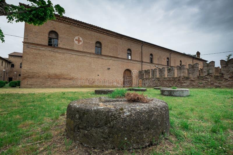 Bentivoglio, Μπολόνια, Αιμιλία-Ρωμανία, Ιταλία στοκ φωτογραφία
