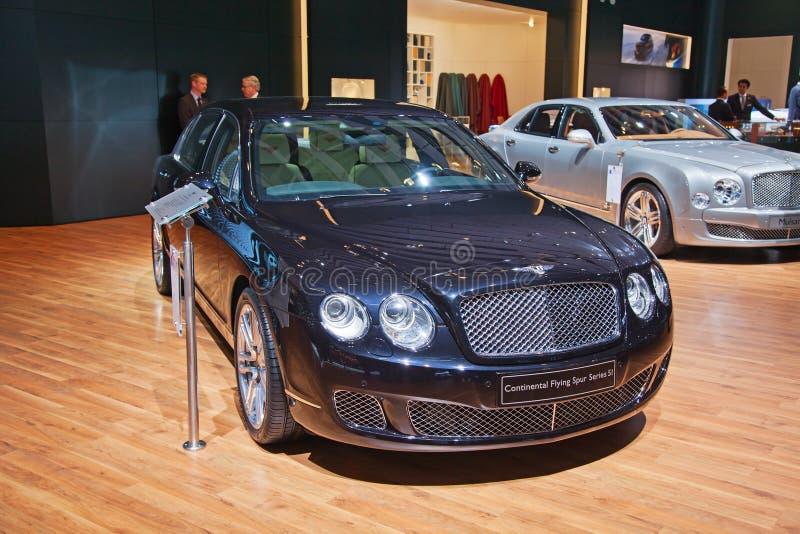 Bentley континентальное стоковая фотография rf