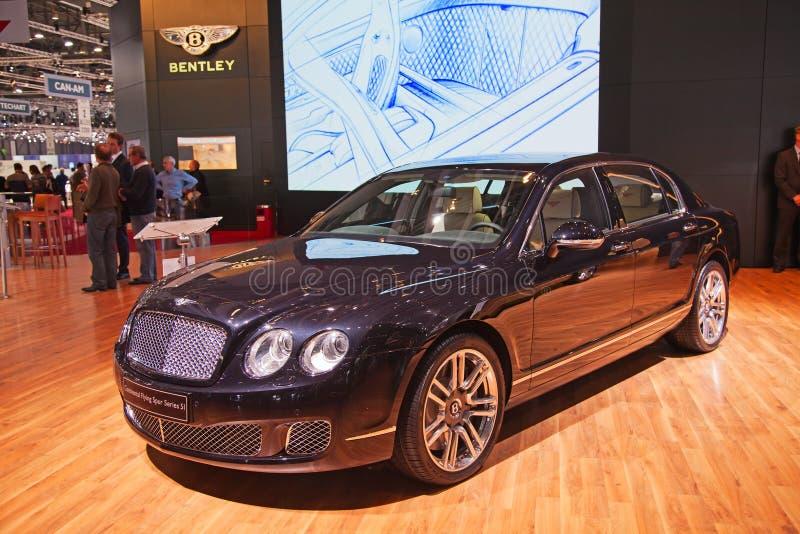 Bentley континентальное стоковое изображение