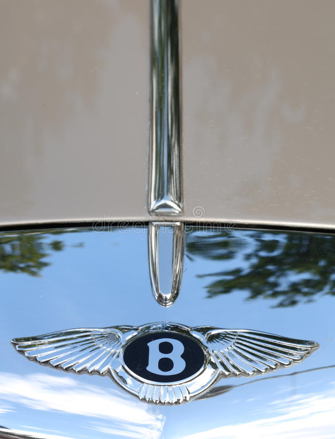 Bentley stock image