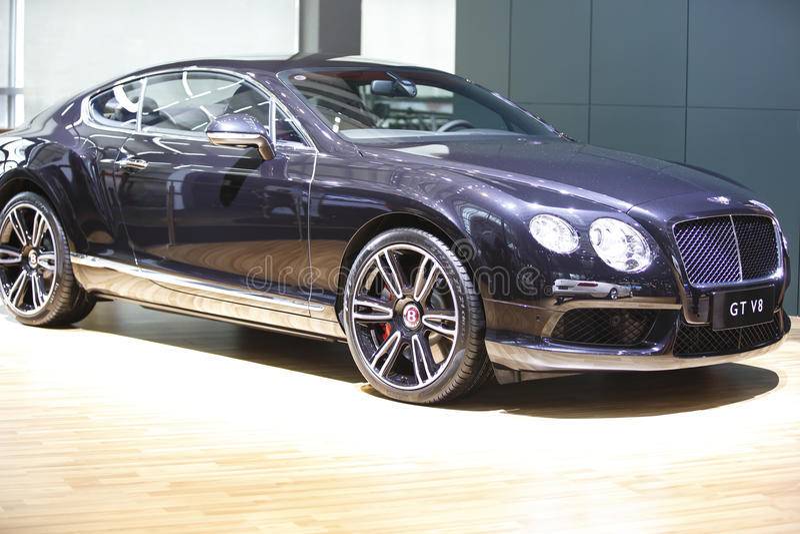 Bentley στοκ εικόνα με δικαίωμα ελεύθερης χρήσης