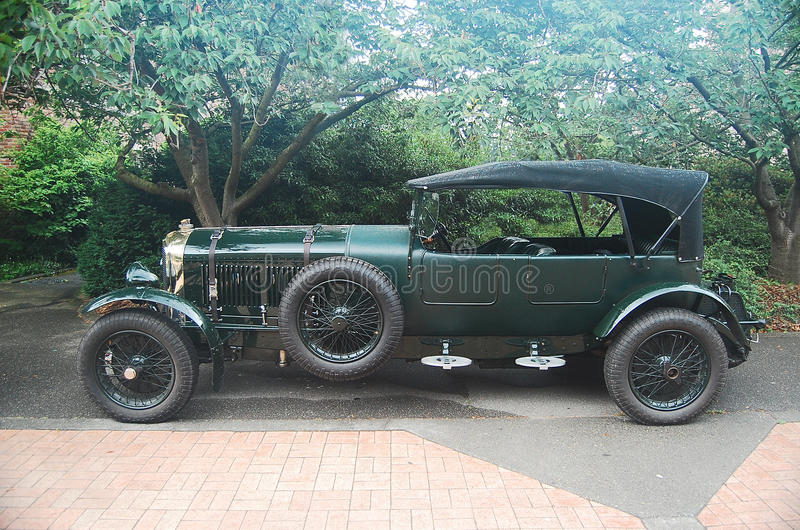 1926 Bentley Automobile royalty free stock images