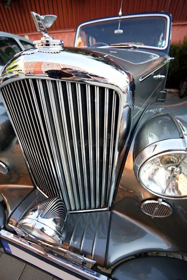 Bentley bil royaltyfri fotografi