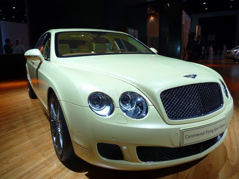 Bentley Continental stock image