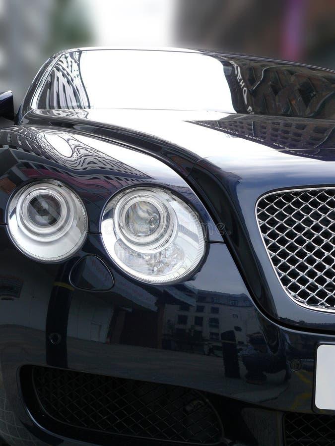 Bentley continentale fotografia stock libera da diritti