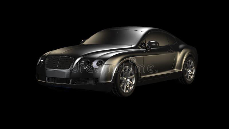 Автомобиль, Bentley континентальный Gt, моторный транспорт, корабль стоковое изображение rf