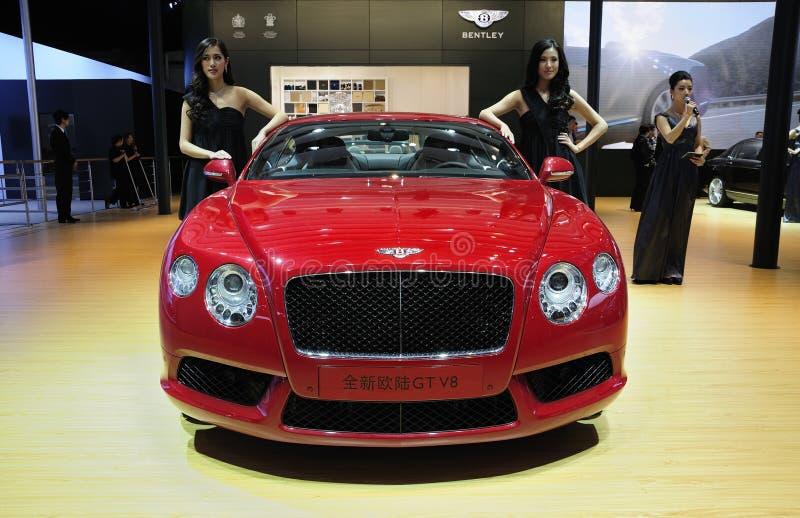 bentley samochód obrazy royalty free