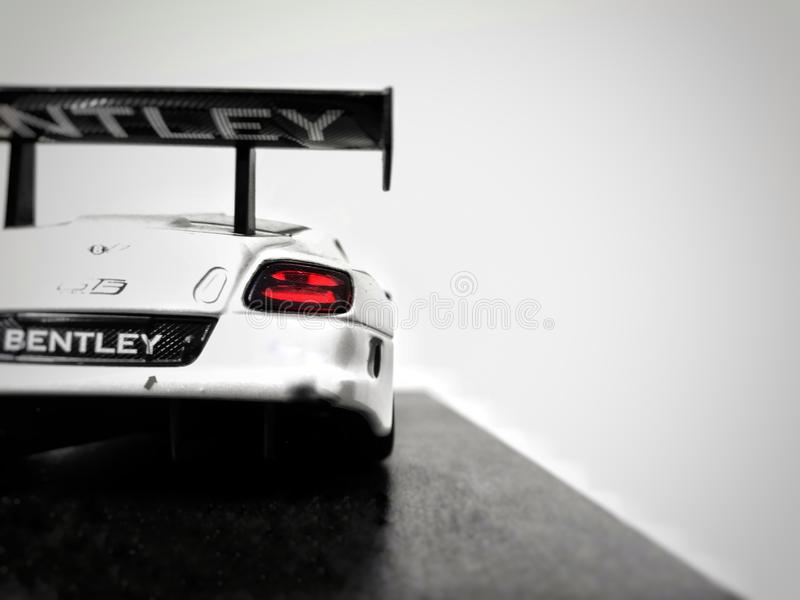 Bentley Sport modell Wallpaper arkivbilder