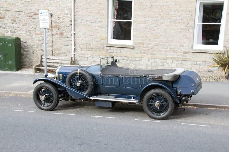 Bentley Vintage Car fotos de stock royalty free