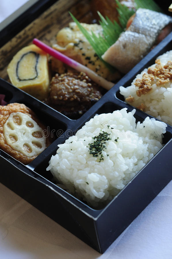 Download Bento box stock image. Image of rice, japanese, delicious - 12396995