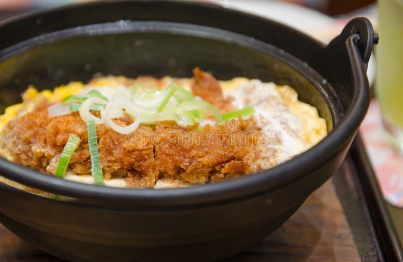 Bento, estilo japonés de la comida foto de archivo