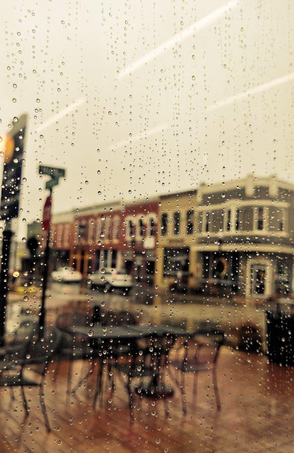Bentonville downtown stock photos