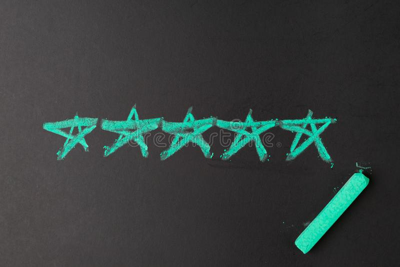 Benutzerberichte, Kundenfeedback oder UX-Benutzer-Erfahrungskonzept, c lizenzfreies stockfoto
