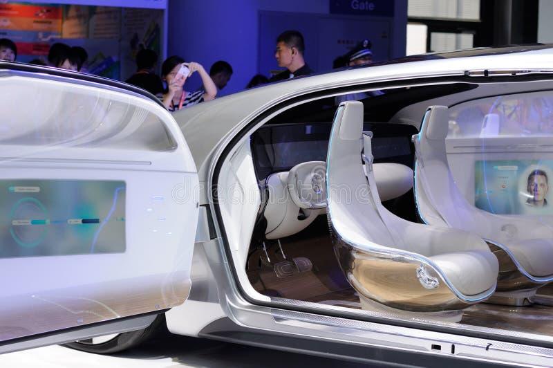 Benz της Mercedes αυτοκίνητο έννοιας στοκ εικόνες