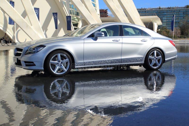Benz της Mercedes A500 στοκ εικόνα με δικαίωμα ελεύθερης χρήσης