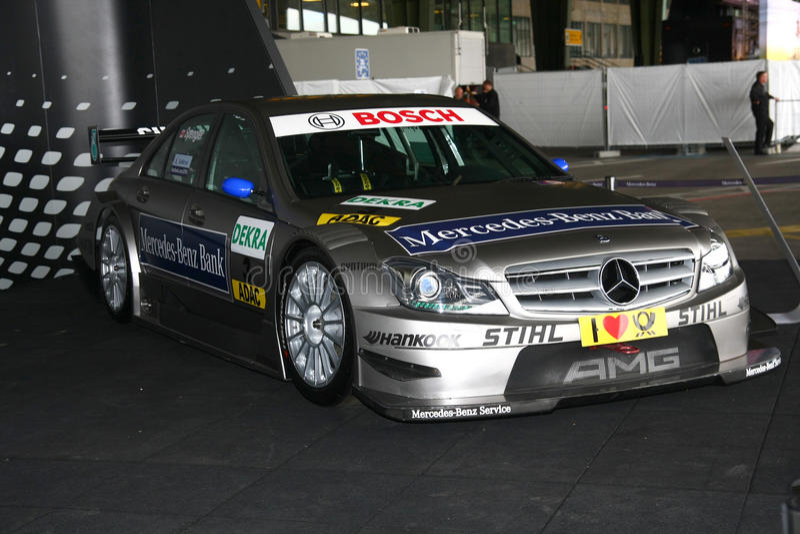 Benz Мерседес и друзья Берлин 2011 стоковое фото