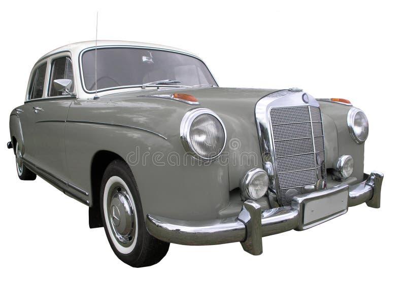 Benz 220S 1956 de Mercedes imagen de archivo