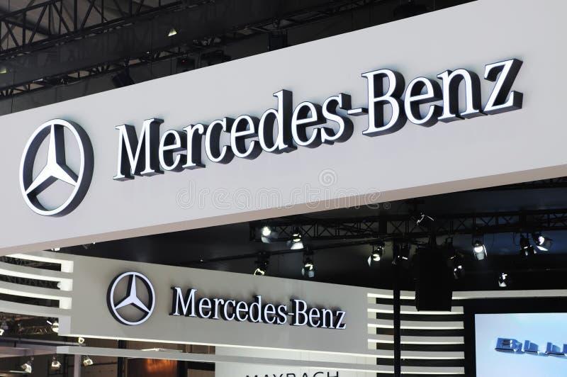 benz Mercedes zdjęcie stock