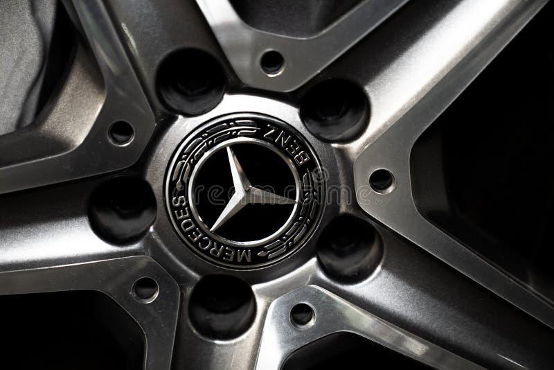 Benz Spoke arkivbild