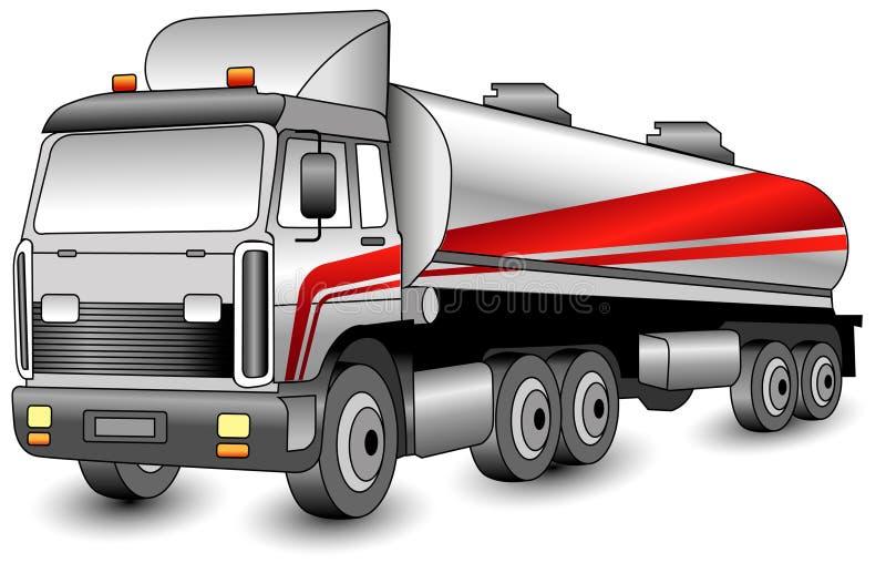 Benzina del trasporto royalty illustrazione gratis