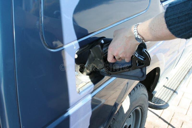Benzine royalty-vrije stock foto's