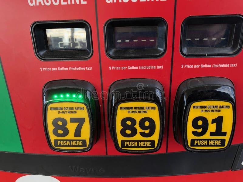 benzyna obraz stock