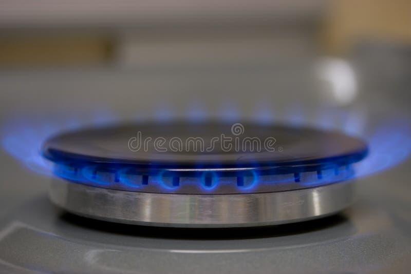 Benzynowa kuchenka zdjęcie stock