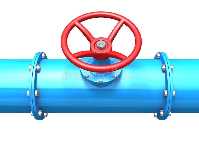 Benzynowej drymby klapa i linia ilustracji