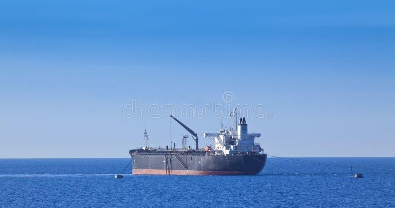 benzynowy tankowiec fotografia royalty free