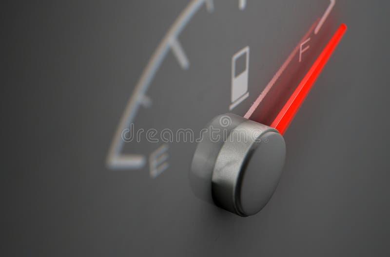 Benzyny Gage Folujący ilustracji