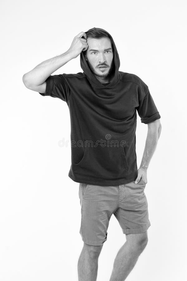 Bequeme Ausstattung für aktive Freizeit Kleidung für aktiven Lebensstil Wählen Sie die bequeme Kleidung, die aus Weiche heraus he lizenzfreies stockbild