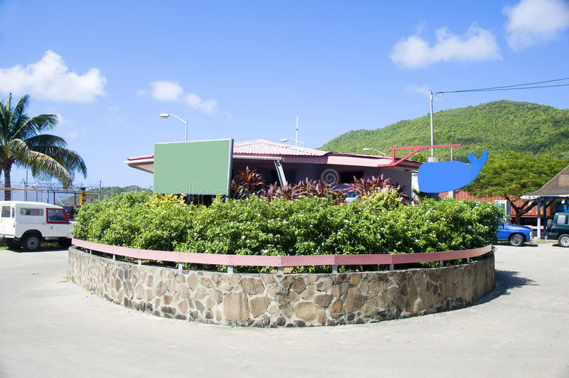 Download Bequia Tourism Association Office Stock Image - Image: 13306147