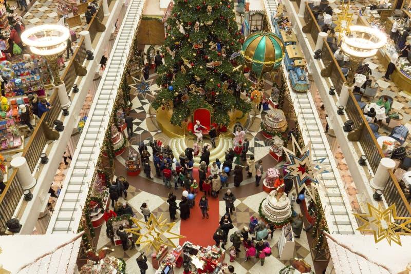 Beröm av folkmassan för nytt år royaltyfria bilder