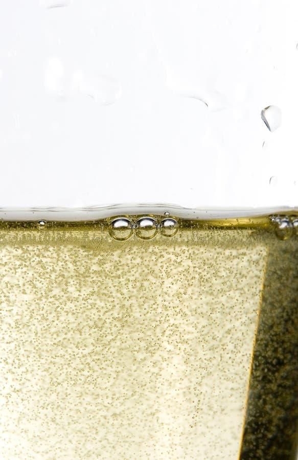 berömchampagneexponeringsglas royaltyfria bilder